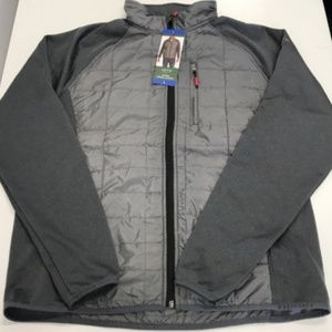Orvis Jackets & Coats - ORVIS MEN'S MIXED MEDIA JACKET CHARCOAL